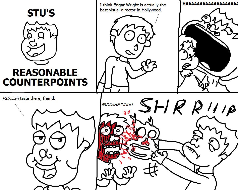 361. Stu's Reasonable Counterpoints IX