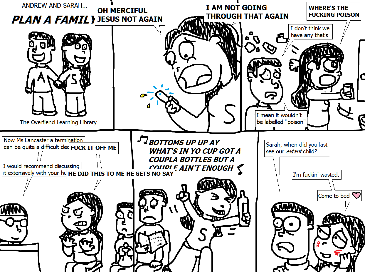 271. Andrew and Sarah… Plan a Family