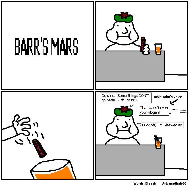 93. Barr's Mars