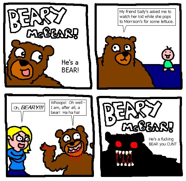 68. Beary McBear