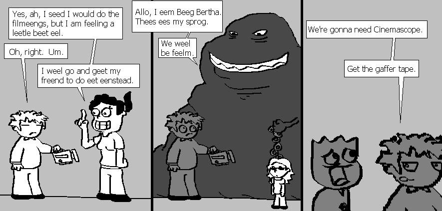77. Beeg Bertha
