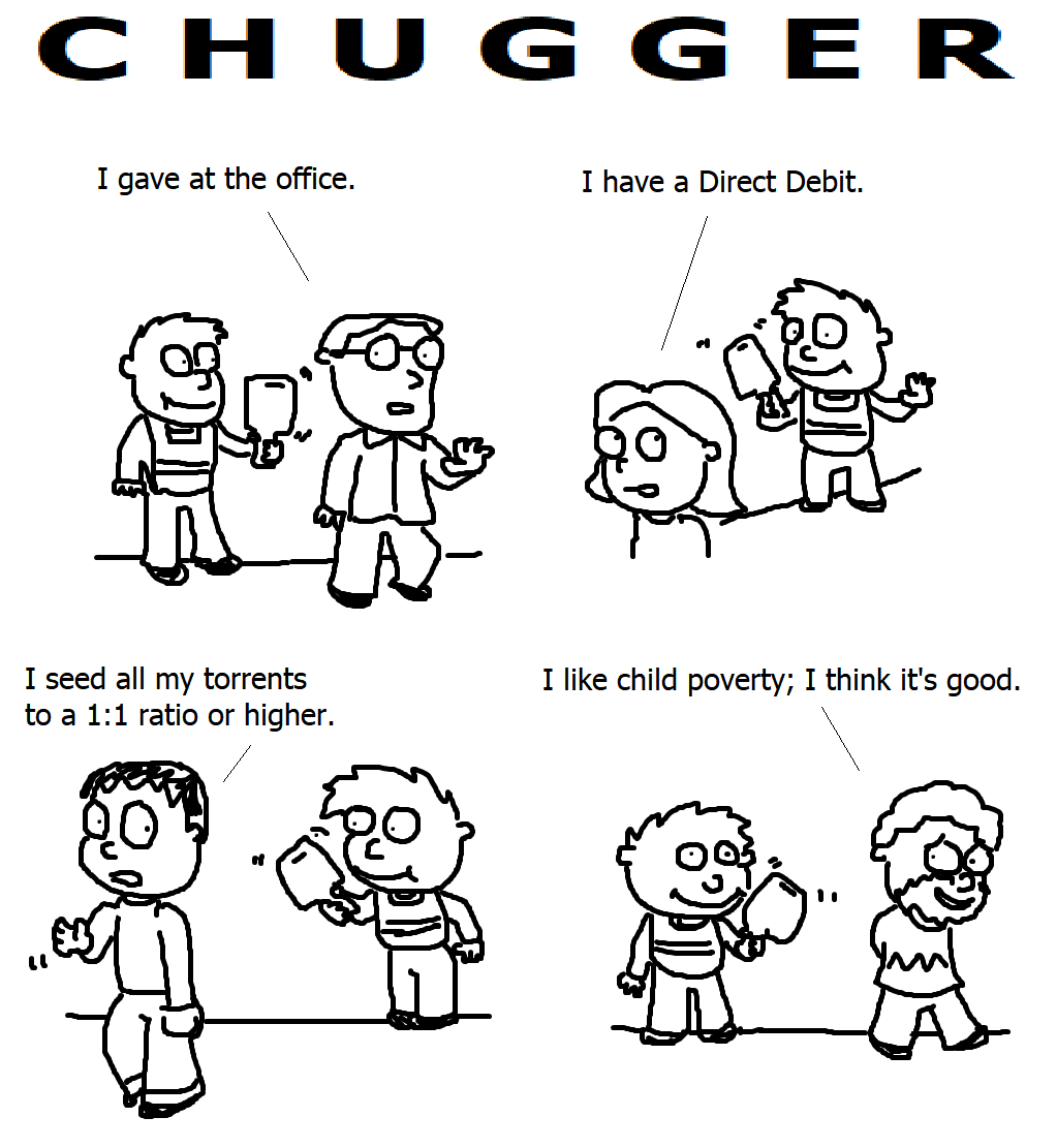 345. Chugger