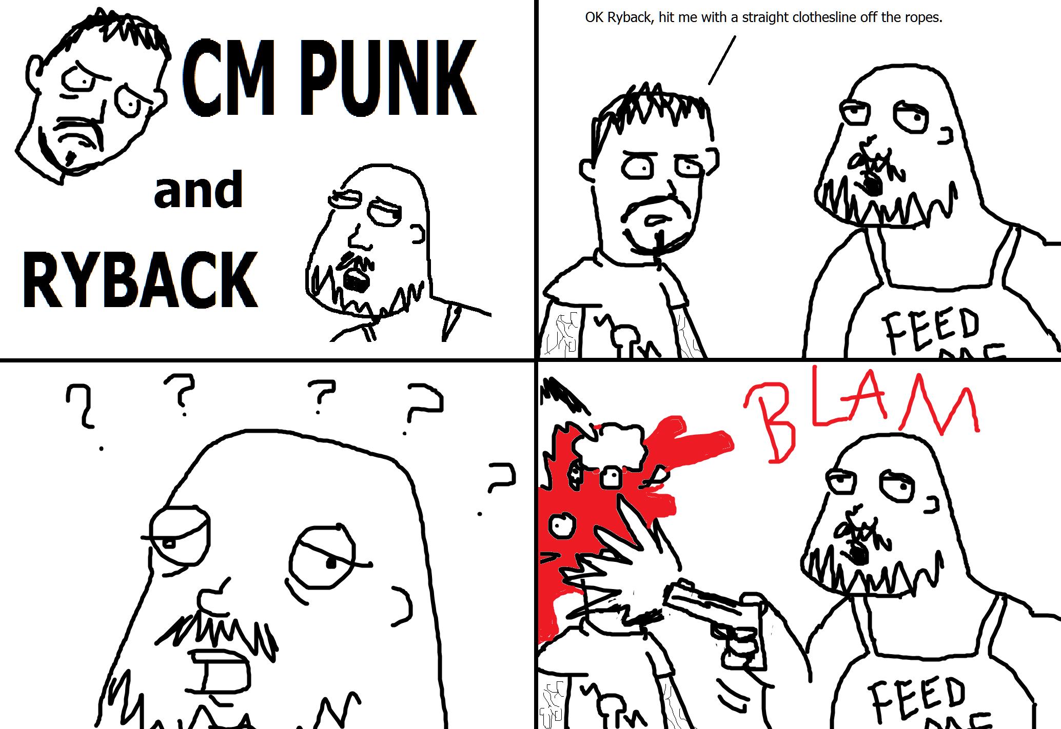 265. CM Punk & Ryback
