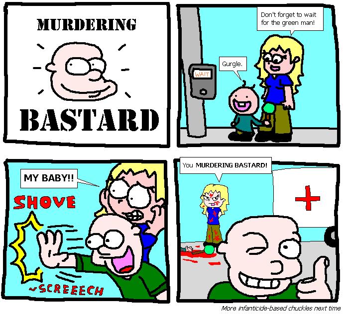 31. Murdering Bastard