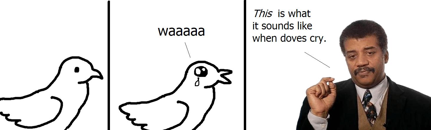 436. Doves