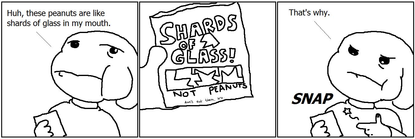 181. Peanuts
