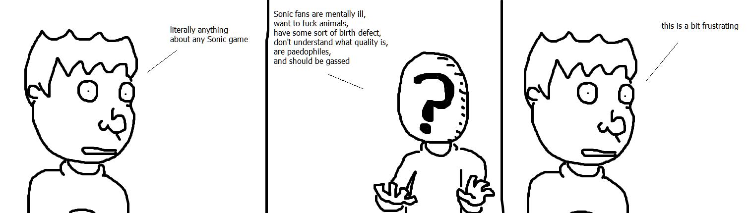 346. Sonic Fandom III