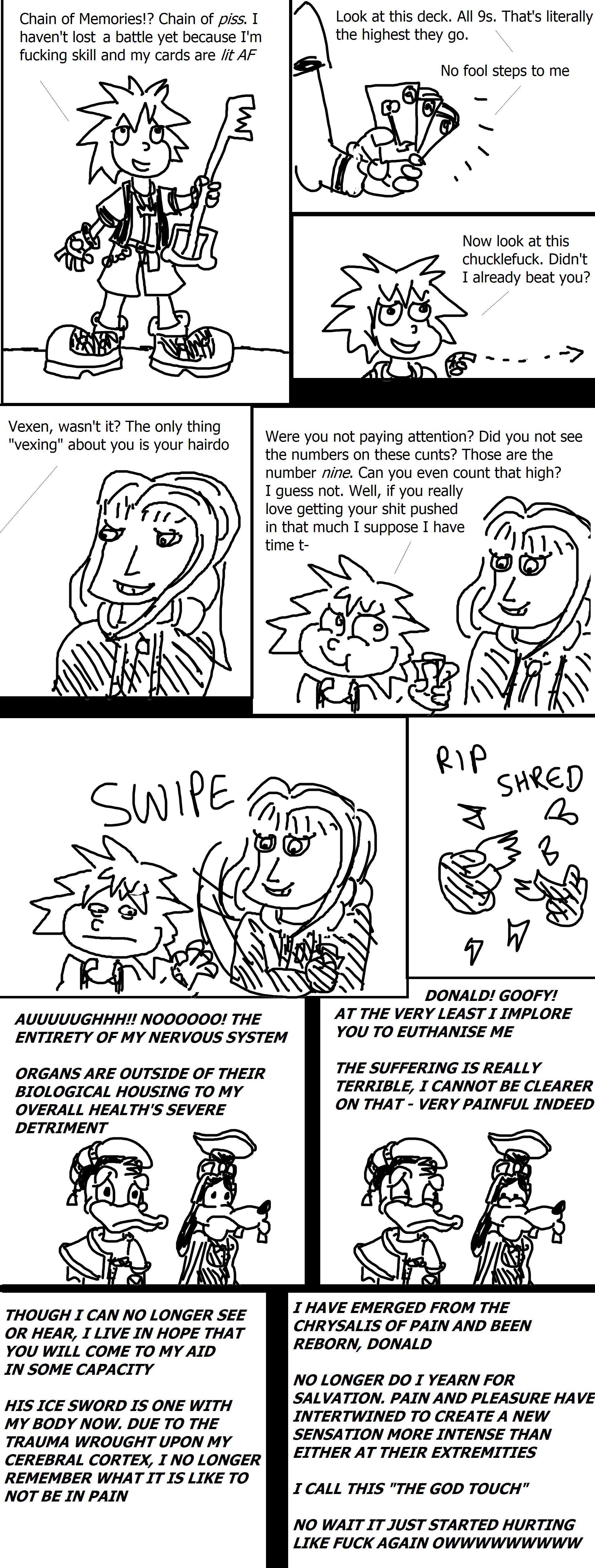 402. Kingdom Hearts: Chain of Memories