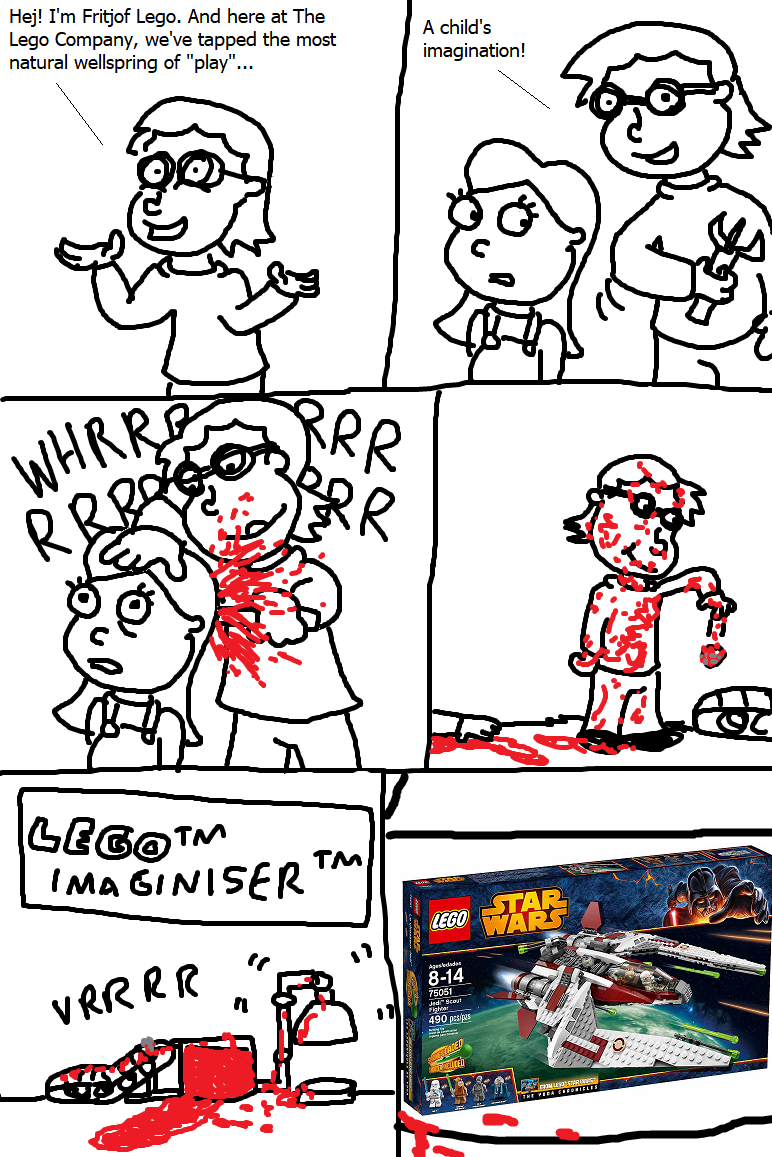 358. Lego Imaginiser