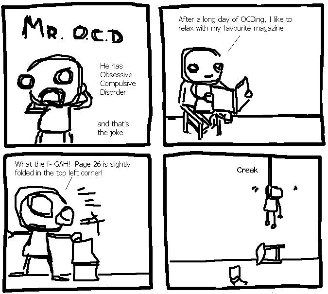 58. Mr O.C.D II