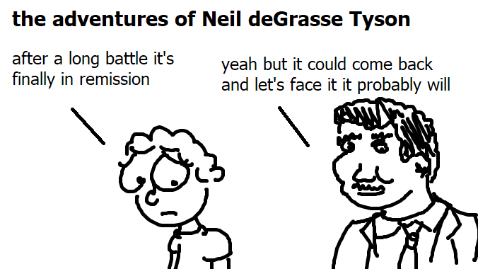 371. The Adventures of Neil DeGrasse Tyson II
