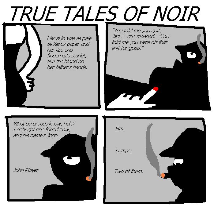 12. True Tales of Noir