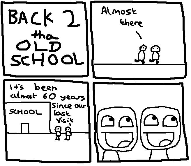 34. Back 2 Tha Old School