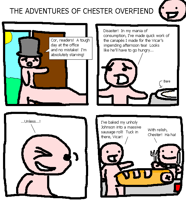 28. The Adventures of Chester Overfiend III
