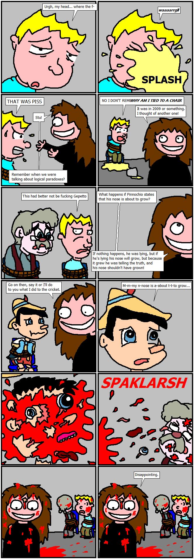188. Pinocchio