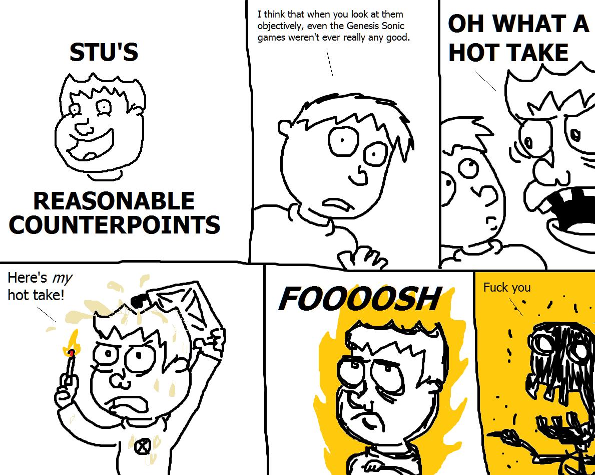 300. Stu's Reasonable Counterpoints IV