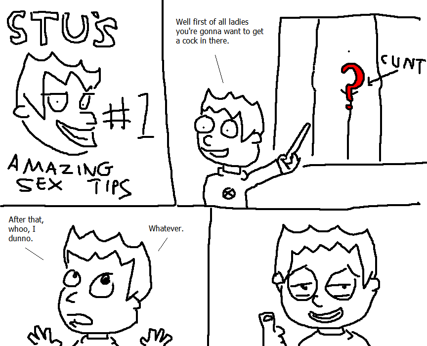 224. Stu's Sex Tips #1