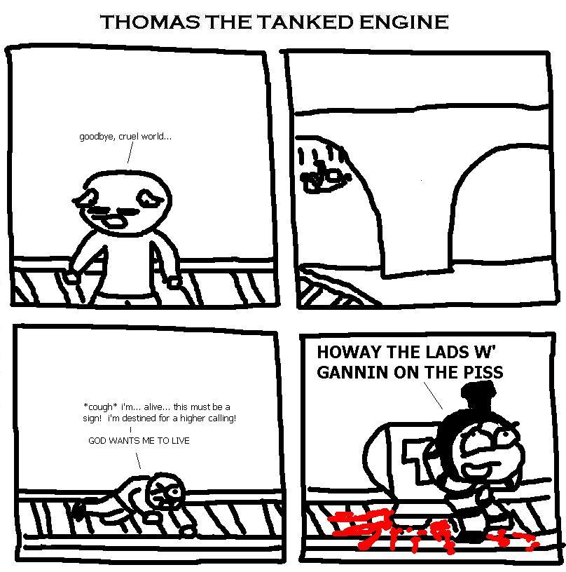 19. Thomas the Tanked Engine V