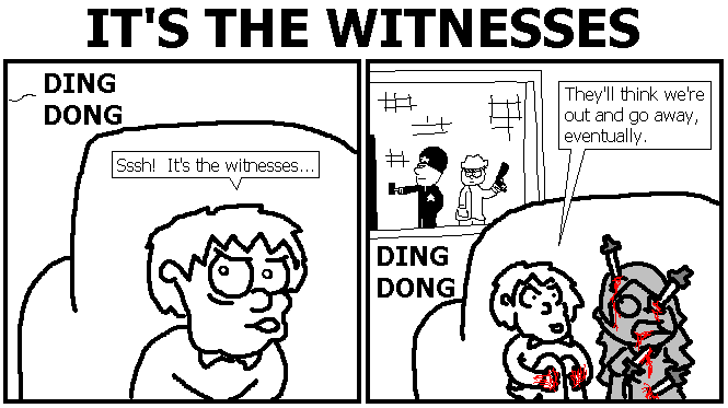 75. It's the Witnesses
