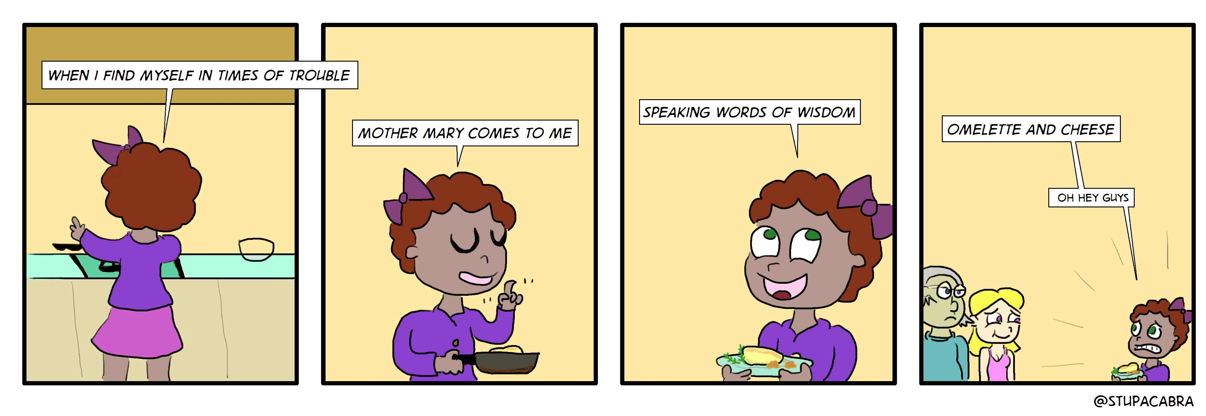 24. Omelette