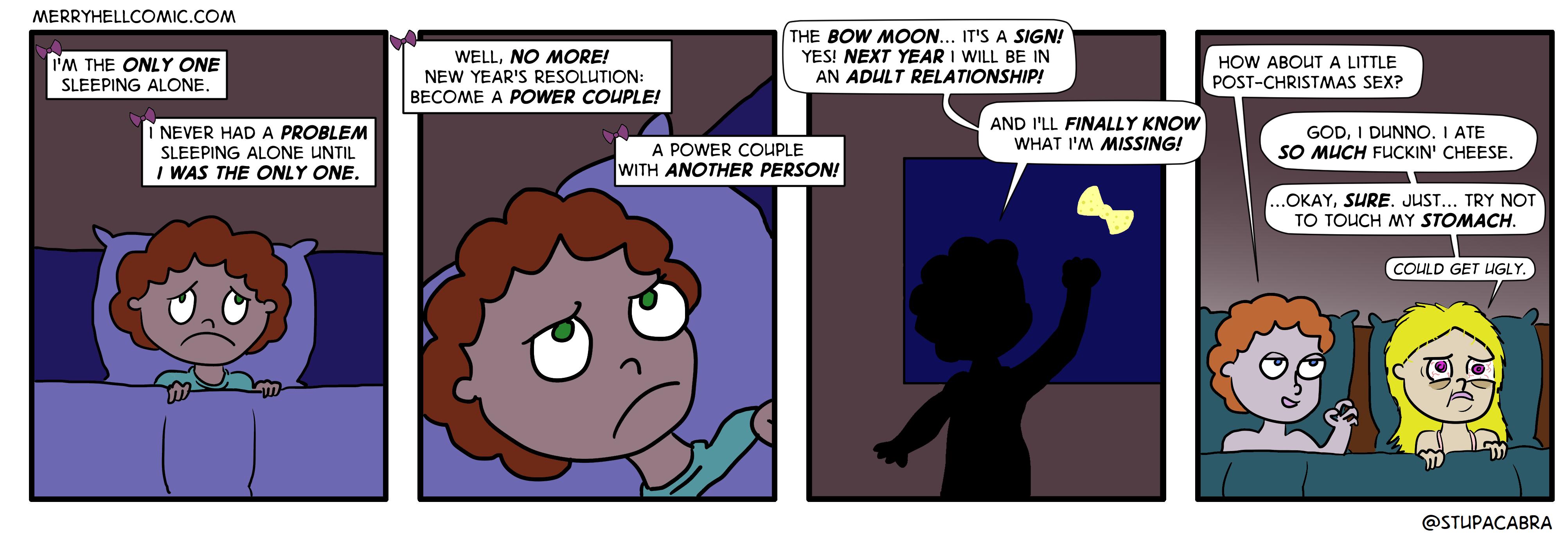 166. Power couple