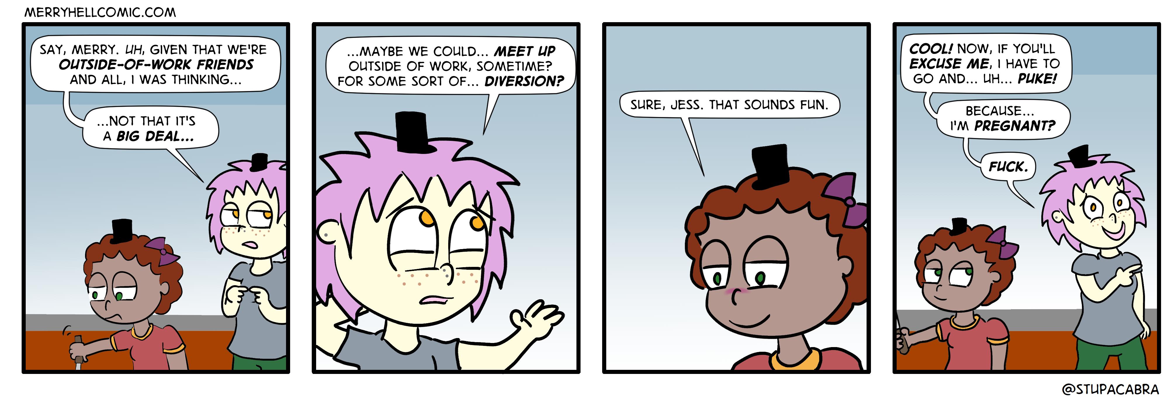 209. Diversion