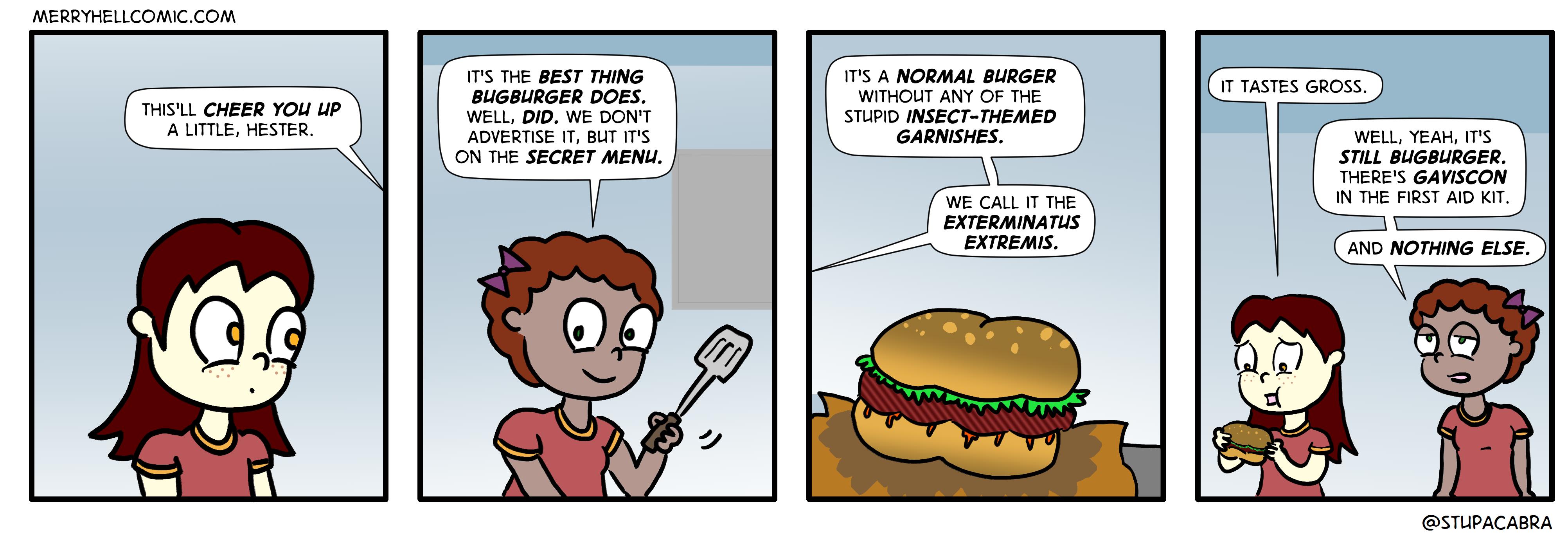 249. Secret menu