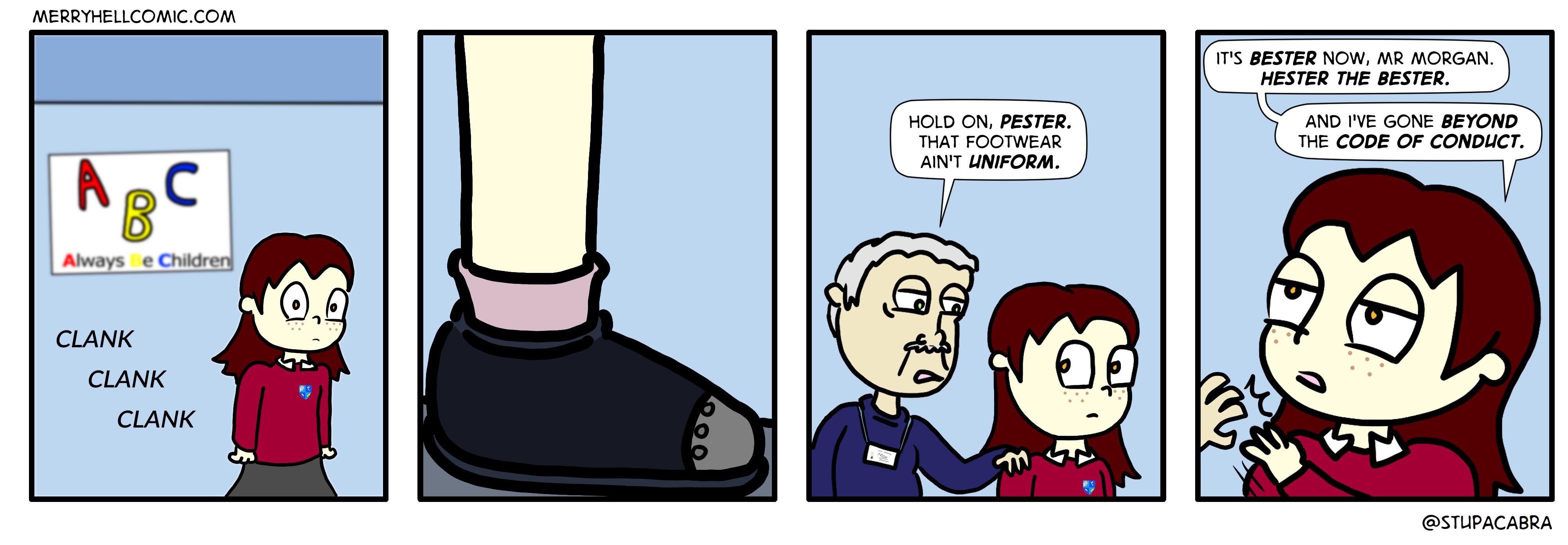 285. Pester