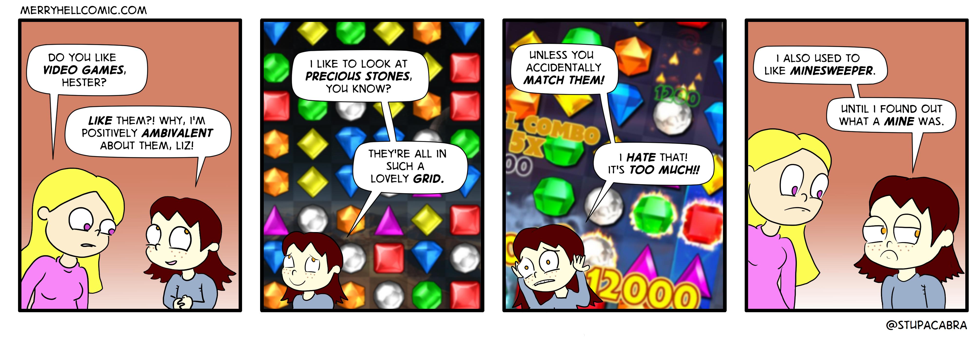 399. Precious stones