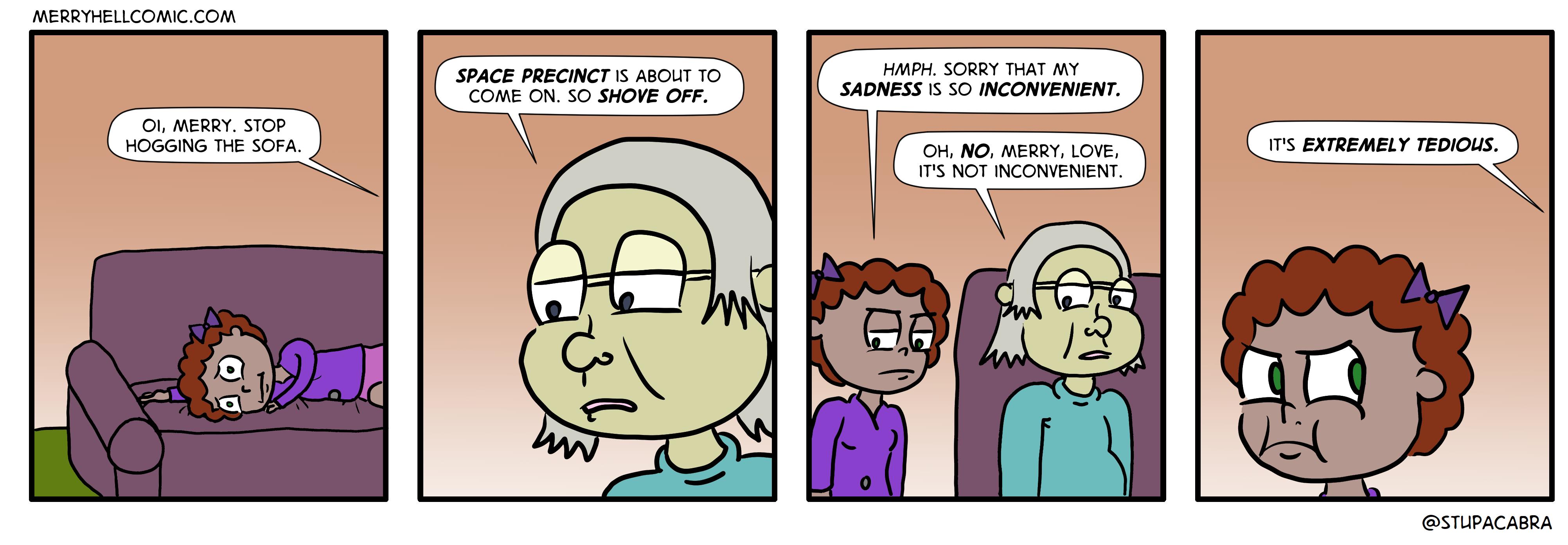 457. Inconvenient